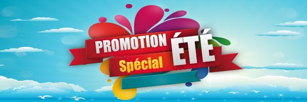 Promotions d'été
